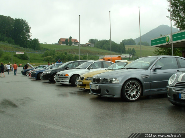 Trackday at the Salzburgring